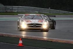 #15 KRK Racing Team Holland Mercedes SLS AMG: Koen Wauters, Anthony Kumpen, Mike Hezemans