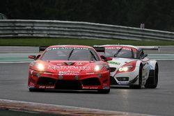Sport Garage Ferrari 430 Scuderia : Lionel Comole, André Alain Corbel, Thomas Duchêne, Éric Vaissière