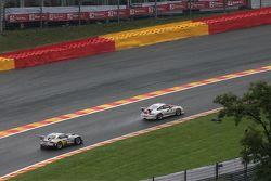 #36 De Lorenzi Racing Porsche 997 GT3: Sergio Negroni, Stefano Crotti, Roberto Fecchio, Giogio Piodi