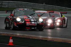 #56 RMS Porsche 997 GT3: Marc Faggionato, Thierry Stepec, Thierry Prignaud, Franck Racinet