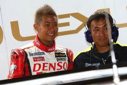 #39 Denso Sard SC430: Takuto Iguchi