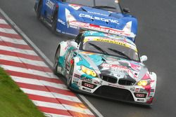 #4 Hatsunemiku Goodsmile BMW : Nobuteru Taniguchi, Taku Bamba