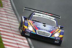 #19 Wedssport Advan SC430: Tatsuya Kataoka, Seiji Ara