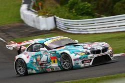 #4 Hatsunemiku Goodsmile BMW: Nobuteru Taniguchi, Taku Bamba