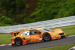 #74 Corolla Axio apr GT: Morio Nitta, Yuji Kunimoto