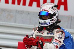 GT500 winnaar: #46 S Road Mola GT-R: Masataka Yanagida