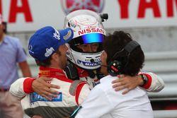 GT500 winnaar: #46 S Road Mola GT-R: Masataka Yanagida, Ronnie Quintarelli