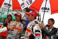 GT300 3de: #43 Arta Garaiya: Shinichi Takagi, Kosuke Matsuura