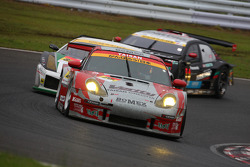 #26 Verity Taisan Porsche: Hideshi Matsuda, Kyosuke Mineo