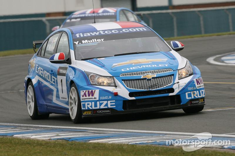 2011 - Yvan Muller (Chevrolet Cruze LT)
