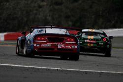 #116 Signa Motorsport Dodge Viper GT3: Patrick Chaillet, Thierry de Latre du Bosqueau, Benoit Galand