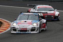 #123 Mühlner Motorsport Porsche 997 GT3 R: Armand Fumal, Christian Lefort, Carl Rosenblad, Jerome Thiry
