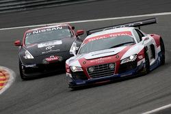 #11 United Autosports Audi R8 LMS: Mark Patterson, Matthew Bell, Eddie Cheever, Mark Blundell