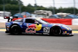 #26 Delahaye Racing Corvette Z06 GT3: Frederic Bouvy, Damien Coens, Jean-Luc Blanchemain, Christian Kelders