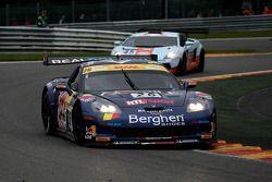 Delahaye Racing Corvette Z06 GT3 : Frederic Bouvy, Damien Coens, Jean-Luc Blanchemain, Christian Kelders