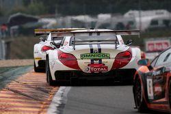 #44 Faster Racing by DB Motorsport BMW Z4: Hoevert Vos, Harrie Kolen, Archie Hamilton, Xavier Maasse