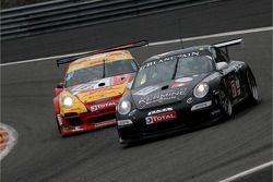 #57 RMS Porsche 997 GT3: Manuel Nicolaïdis, Fabio Spirgi, Richard Feller, Olivier Baron