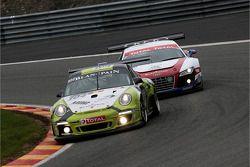 #104 Speed Lover Porsche 997 GT3: Michel de Coster, Rik Renmans, Tom Langeberg, Oskar Slingerland
