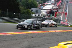 #100 DVB Racing BMW M3: Christophe Legrand, Raffaele Sangiuolo, Giuseppe de Pasquale, Wolfgang Haugg