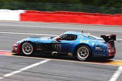 #116 Signa Motorsport Dodge Viper GT3: Patrick Chaillet, Thierry de Latre du Bosqueau, Benoit Galand, Christophe Geoffroy
