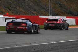 Stavelot: #116 Signa Motorsport Dodge Viper GT3: Patrick Chaillet, Thierry de Latre du Bosqueau, Ben