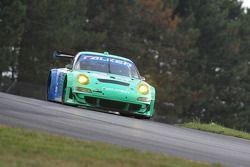Team Falken Tire Porsche 911 GT3 RSR: Wolf Henzler, Bryan Sellers