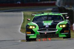 #99 Jaguar RSR Jaguar XKR: Bruno Junqueira, Kenny Wilden