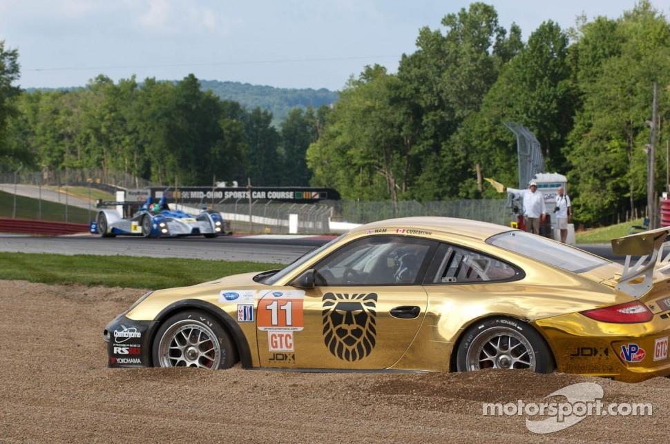 #11 JDX Racing Porsche 911 GT3 Cup: Nick Ham, Chris Cumming