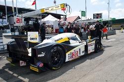 #20 Oryx Dyson Racing Lola B09/86: Humaid Al Masaood, Steven Kane