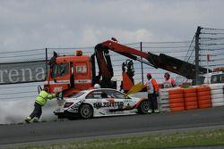 Ralf Schumacher, Team HWA AMG Mercedes C-Klasse, opgave