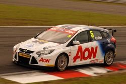 Tom Chilton, Team Aon