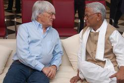 Bernie Ecclestone, Buddh International Circuit