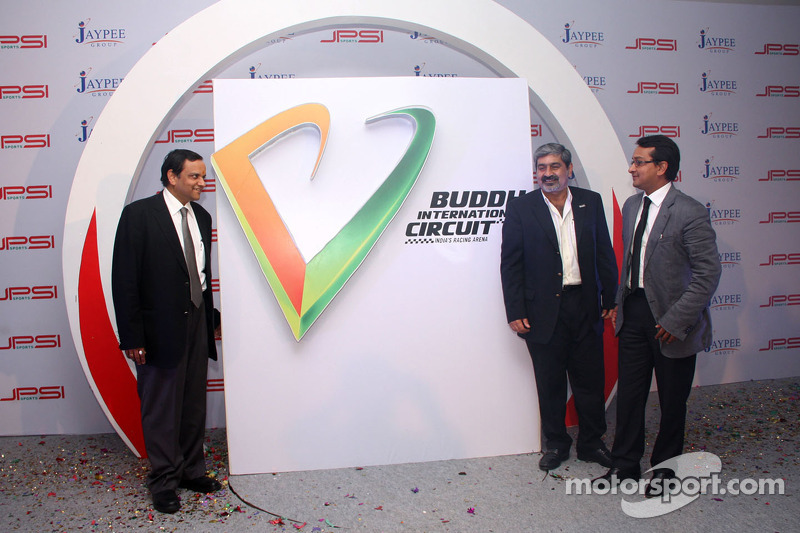 Buddh International Circuit logo