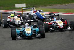 Start: Roberto Merhi, Prema Powerteam Dallara F308 Mercedes