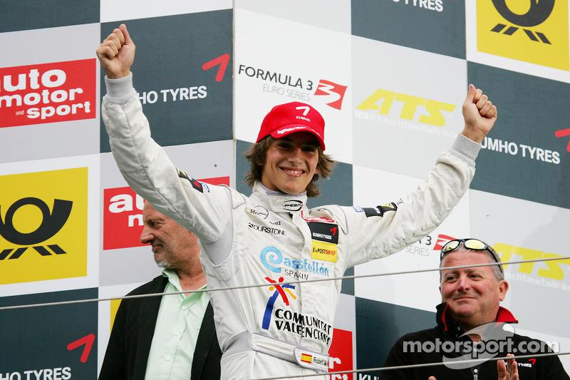 Roberto Merhi se coronó como campeón de la F3 Euroseries, siguiendo los pasos de Hamilton, Hulkenberg, Bianchi o Di Resta.