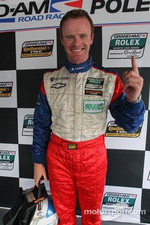 Robin Liddell GT Pole award