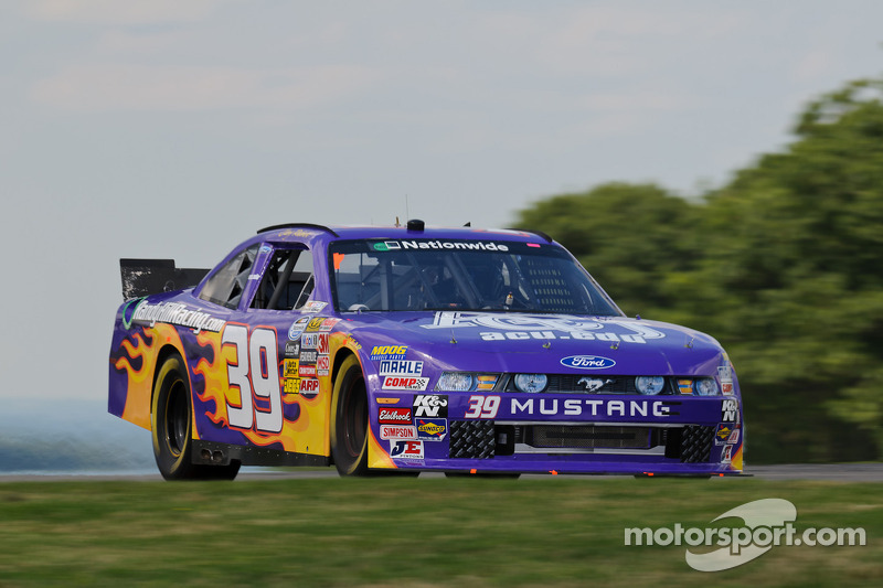 Casey Roderick, Randy Hill Racing Ford
