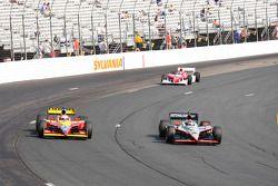 Sebastian Saavedra, Conquest Racing, J.R. Hildebrand, Panther Racing
