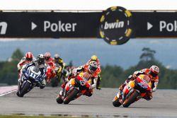 Casey Stoner, Repsol Honda Team, Andrea Dovizioso, Repsol Honda Team