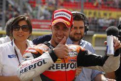 Le deuxième, Andrea Dovizioso, Repsol Honda Team