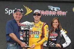 Kyle Busch, Coors Light Pole Award