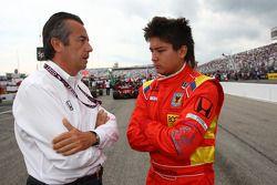 Sebastian Saavedra, Conquest Racing with Eric Bachelart