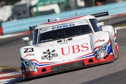 United Autosports & Michael Shank Racing : Mark Blundell, Zak Brown