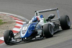 2de Marco Wittmann, Signature, Dallara F308 Volkswagen