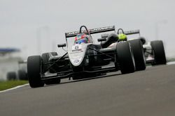 3de Kevin Magnussen, Carlin, Dallara F308 Volkswagen