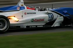 Carlos Munoz, Signature, Dallara F308 Volkswagen