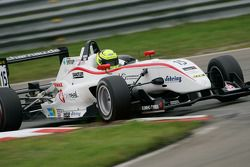 Nigel Melker, Mucke Motorsport, Dallara F308 Mercedes