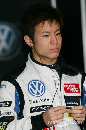 Kimiya Sato, Motopark, Dallara F308 Volkswagen