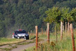Petter Solberg et Chris Patterson, Citroën DS3 WRC, Petter Solberg Rallying