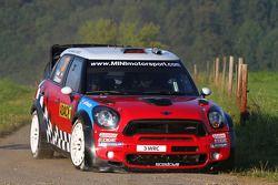 Daniel Sordo y Carlos del Barrio, Mini John Cooper Works, MINI WRC TEAM